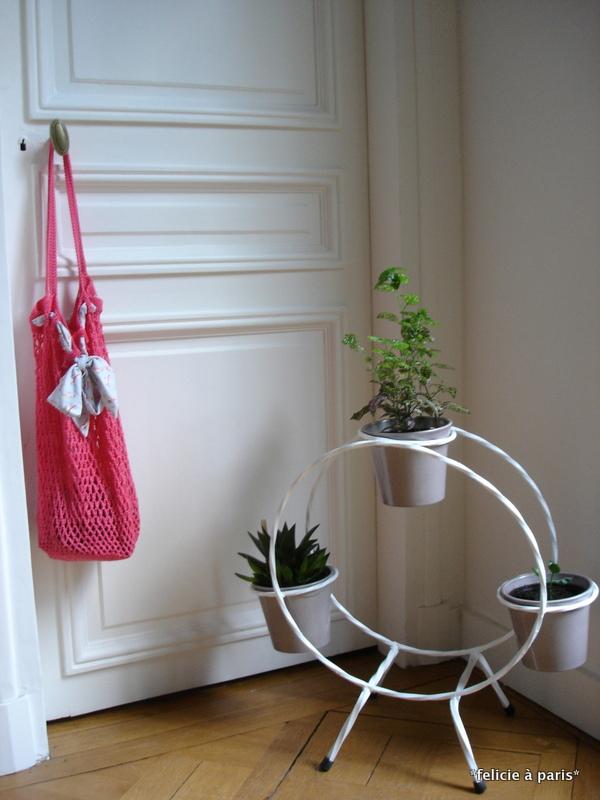 un jardin dans mon salon f licie paris. Black Bedroom Furniture Sets. Home Design Ideas