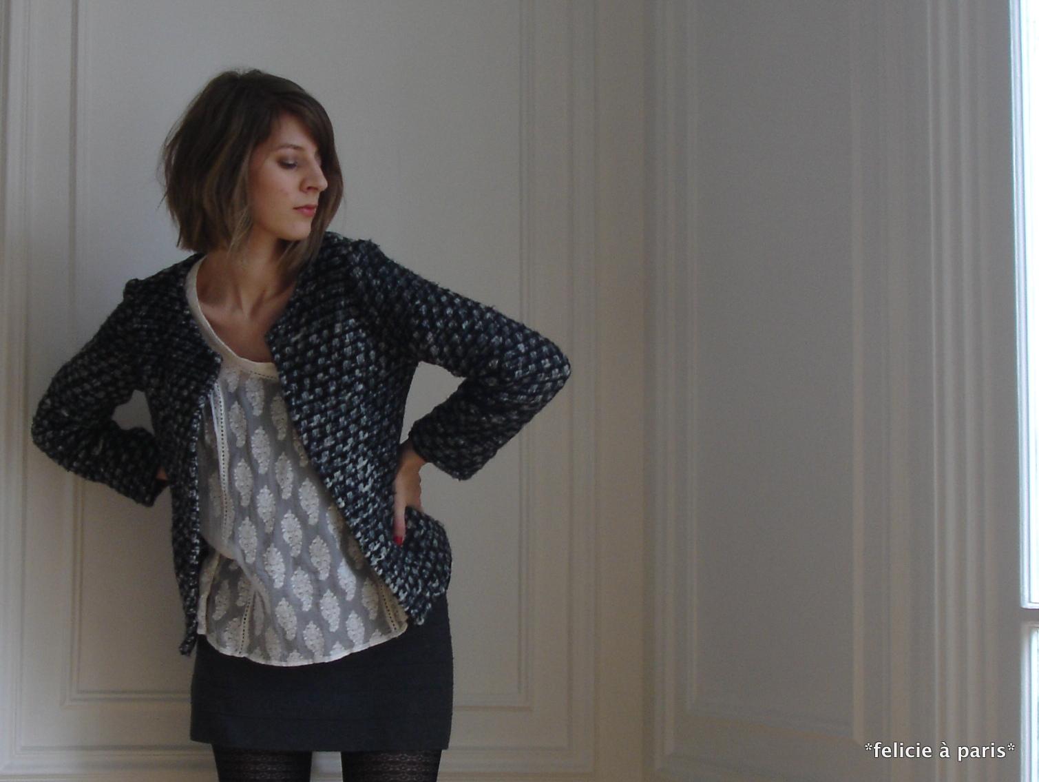 Veste Mona – Félicie à Paris f5c916db34f